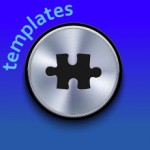 Image to illustrate templates